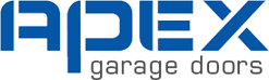 apex garage doors logo